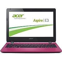 Acer Aspire E3-112-C2KP 29,5 cm (11,6 Zoll) Laptop (Intel Quad Core Prozessor N2840, 2,58GHz, 2GB RAM, 500GB HDD, Win 8…