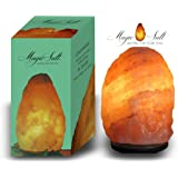 Lampe de sel de l'Himalaya MAGIC SALT LIGHTING FOR YOUR SOUL® (4-6 Kg)