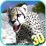 Jungle Life of Wild Snow Leopard Simulator 3D: Hero Hunter hard Time survivor Cheetah Warrior Action Thrilling Adventure Mission Games 2018