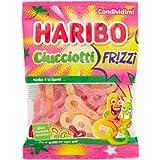 Haribo Ciucciotti Caramelle Gommose al Gusto di Frutta, 175g