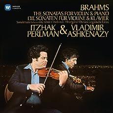 Brahms: Violin Sonatas/Hungari