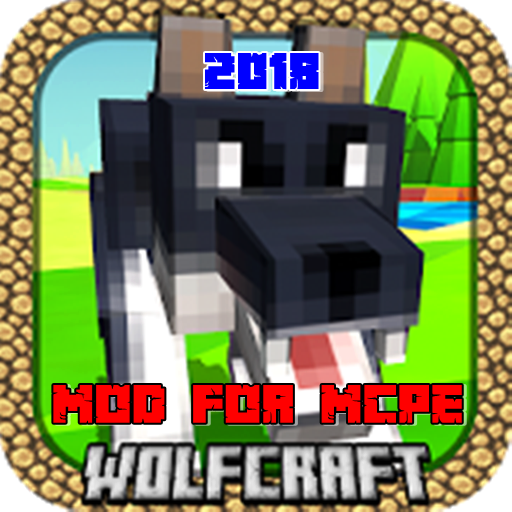 Wolf Craft for MCPE (Wolf Girl Minecraft)
