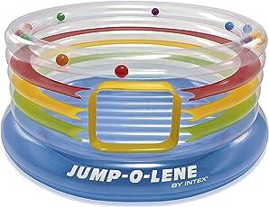 Intex 48264NP - Jump-O-Lene Ring Bouncer, transparent