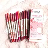 N&M Me Now True Lips Orange and Pink Lip Liners - Pack of 12