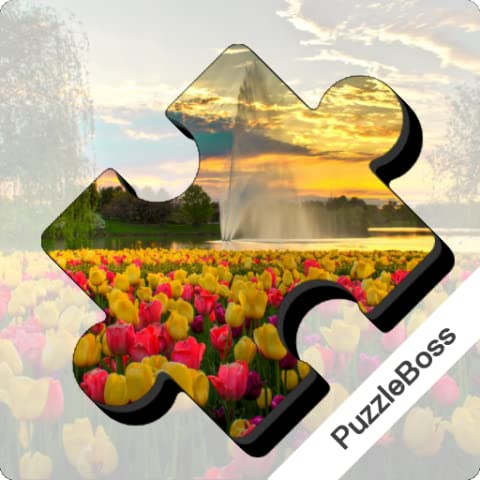 Jigsaw Puzzles: Gardens