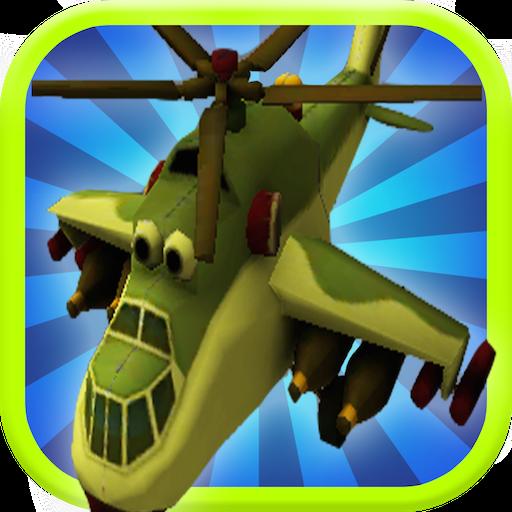 Apache Hubschrauber Spiel: Military Pilot Fliegen Simulator (Comanche Chopper)