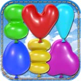 Balloon Drops - Match three puzzle