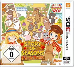 Story of Seasons: Trio of Towns - [Nintendo 3DS]