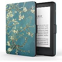 """MoKo Kindle 8ª Gen Case - Custodia Ultra Sottile Leggero per Nuovo E-Reader Kindle, Schermo Touch da 6"""" Anti riflesso…"""