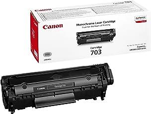 Canon 7616A005 703 LBP-2900 Black Cartuccia laser