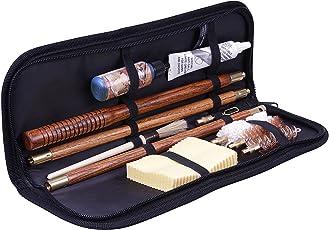 Bisley 12g Tasche Schrotflinte Gewehrlauf Pflege & Reinigungs-set 12 Messgerät Bohrung Waffe