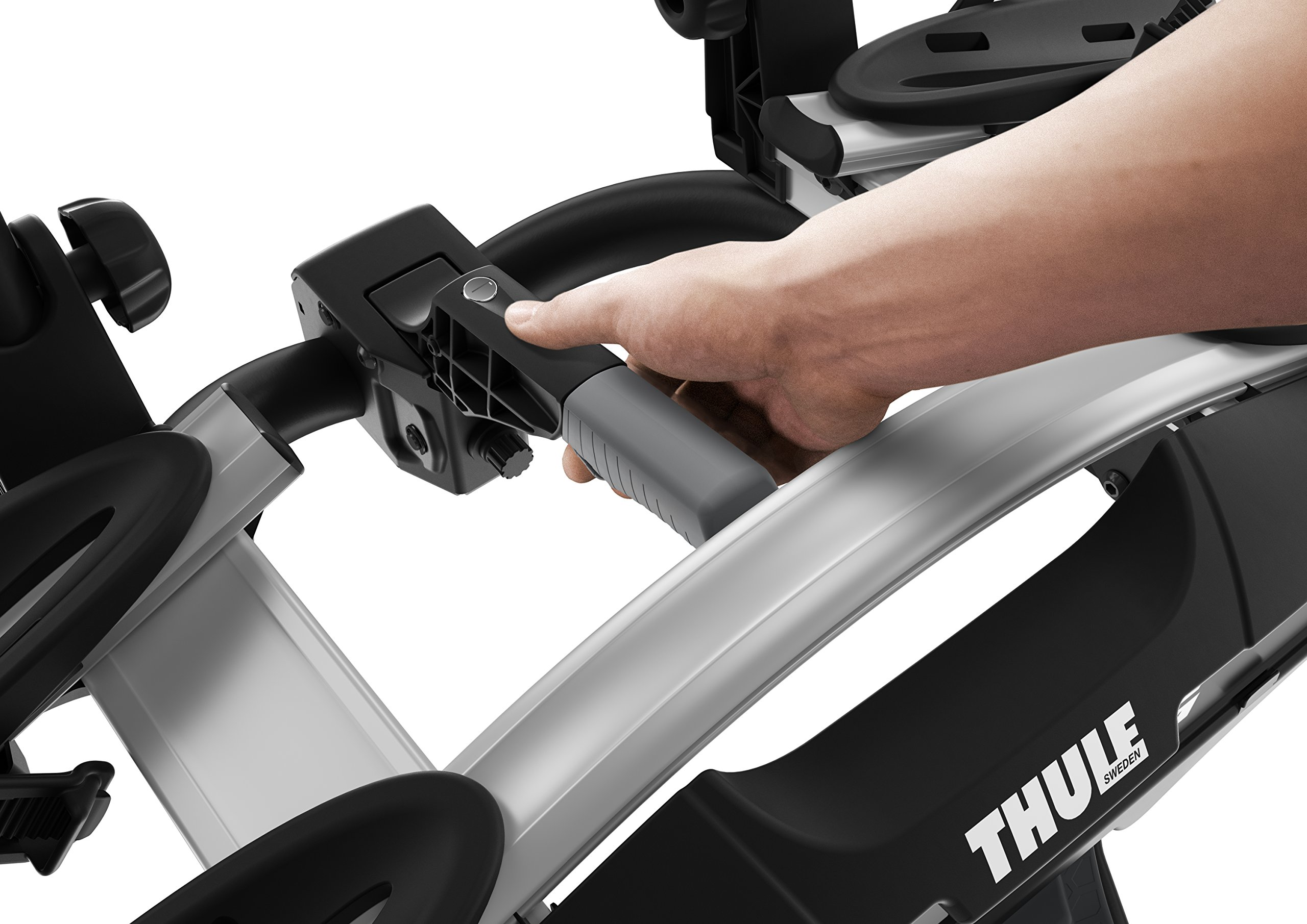 Thule 925001,Velo Compact 925, 2Bike, Towball Carrier, 7 pin 7