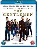 The Gentlemen [Blu-ray] [2020]