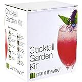 Plant Theatre Kit de culture de 6 variétés de plantes pour cocktails