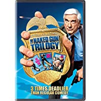 The Naked Gun Trilogy - 3 Movies Collection: The Naked Gun: From the Files of Police Squad + The Naked Gun 2 1/2: The Smell of Fear + The Naked Gun 33 1/3: The Final Insult (3-Disc)