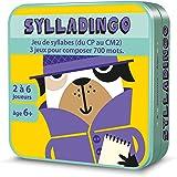 Aritma - SyllaDingo - Jeux de cartes, Vocabulaire Orthographe