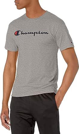 Champion Men's Graphic Jersey Tee T-Shirt
