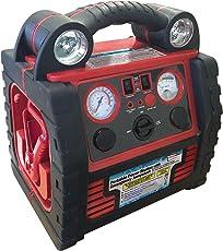 Notfall-Starthilfe, 12V, 900A, portable Stromquelle, Wechselrichter, Luftkompressor, Verstärker
