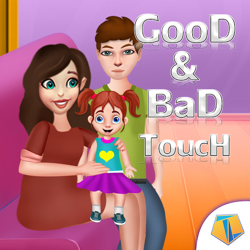 ood and Bad Touch With Body Part - kids games ()