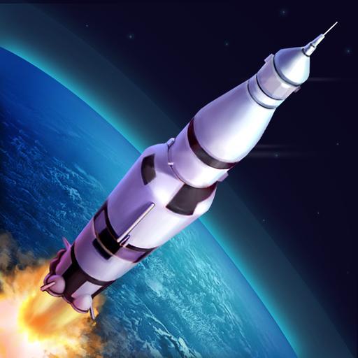 Raketen Simulator 3D (Galaxy-simulator)