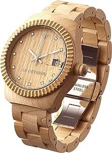 ALBA - wooden watches