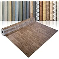 Muster PVC-Belag CV-Boden wird in ben/ötigter Gr/ö/ße als Meterware geliefert rutschhemmend PVC Vinyl-Bodenbelag im modernen Landhausstil