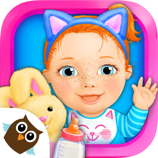 Sweet Baby Girl - Daycare 2 Cooks Helper -