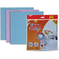 Gala Actifiber Microfiber and PVA Cloth Kitchen, Table Tops and Glass Wipe (163355)