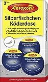 Aeroxon - Silberfisch Köderdose - 3er Pack