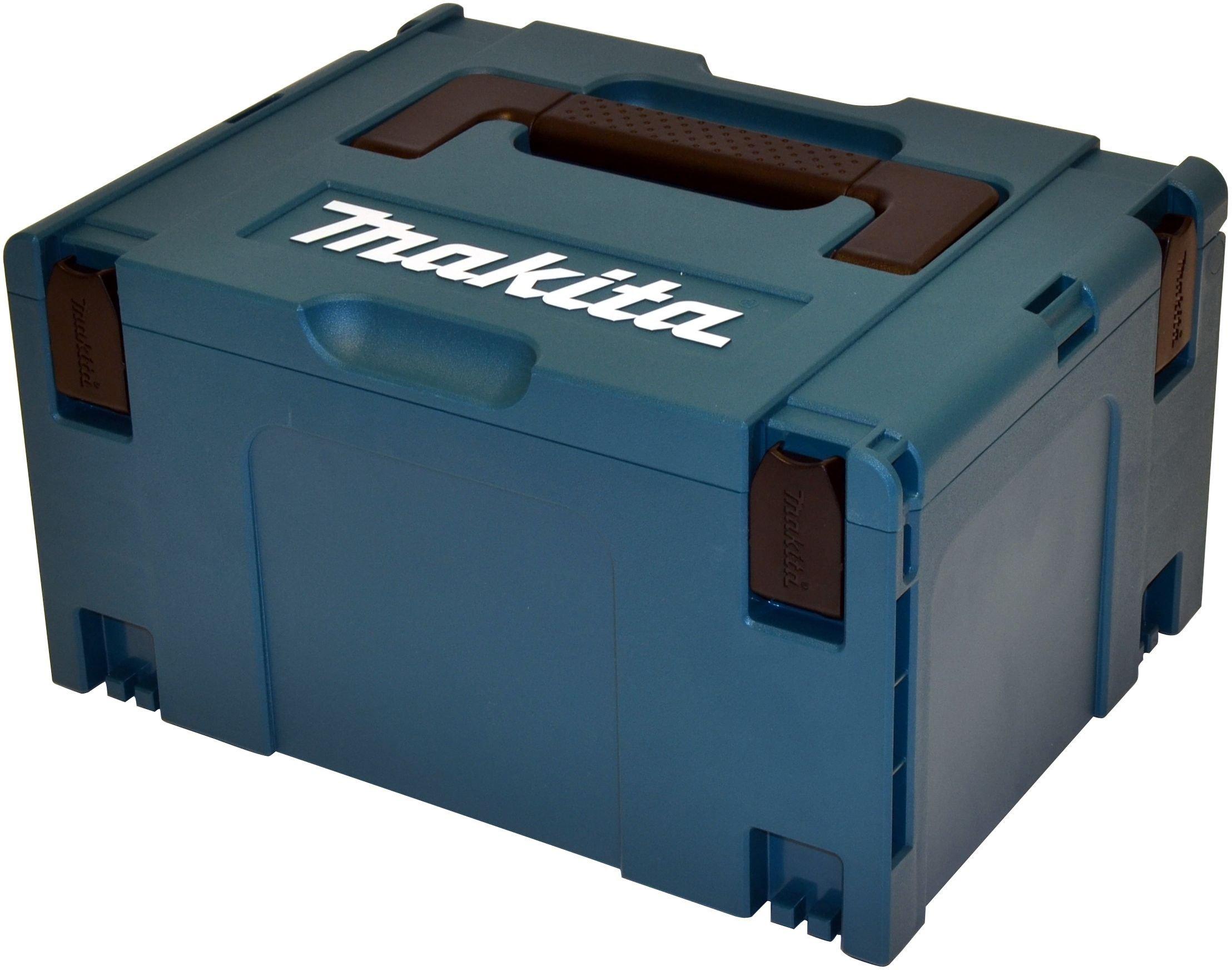 Makita – Lijadora rotorbital BO6050J 750w 1600-6800 opm, azul y negro
