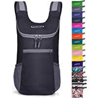 G4Free Ultra Lightweight Small Rucksack Foldable Backpack Packable Rucksack 11L for Travelling Walking Cycling Hiking or…