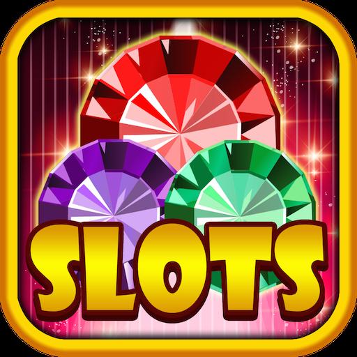 Slots Jewel Gem & Double Diamond Star Craze Mania Casino Games Free