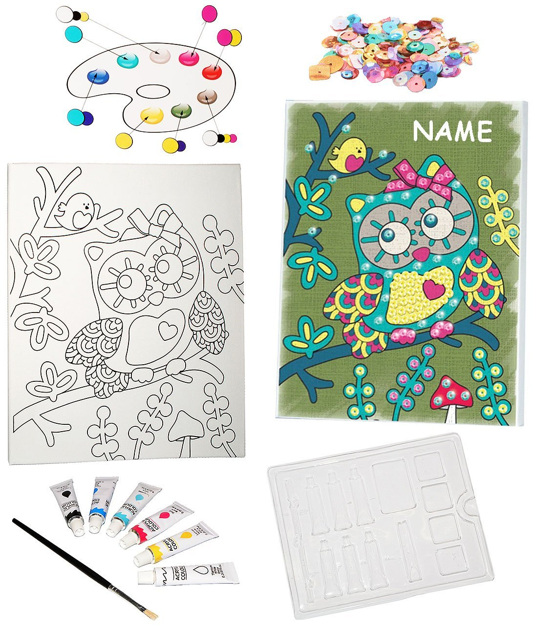 Bilder Für Kinderzimmer Auf Leinwand Selber Malen | afdecker.com