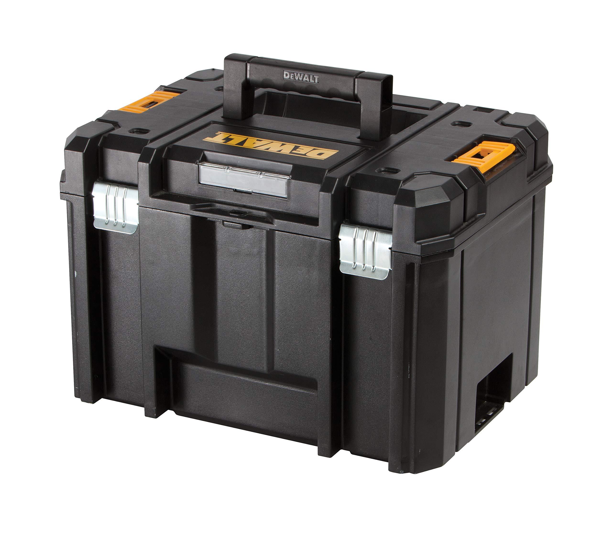 DeWALT TSTAK VI DWST -71195 – Boîte à outils profonde TSTAK VI
