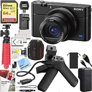 Sony Rx100 V 20 1 Mp Cyber Shot Digitalkamera Mit 7 6 Kamera