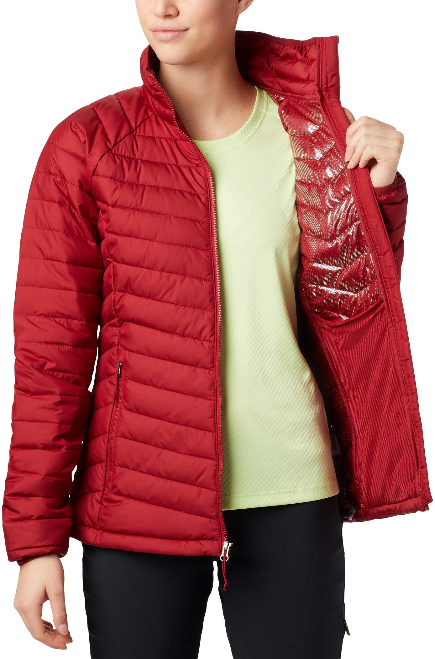 81%2BVRYBzGmL - Columbia Women's Powder Lite Jacket