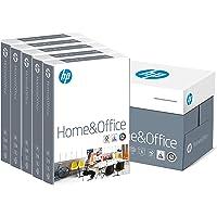 HP Home and Office - Papier Multifonction Blanc 80 g/m² A4 - Carton de 5 x 500 Feuilles