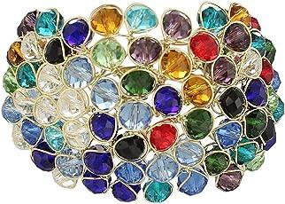 Cardinal Latest Design Stylish Party Wear Crystal Bracelet/Bangle/Kada for Women/Girls