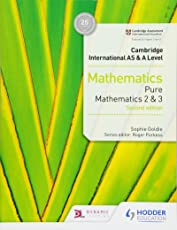 Cambridge International AS & A Level Mathematics Pure Mathematics 2 and 3
