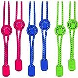 Schnellschnürsystem 3xPack Variosports® – elastische Schnürsenkel mit Schnellverschluss - lock shoe laces - schleifenlose Schuhbänder -