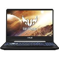 "ASUS TUF Gaming FX505DT 15.6"" FHD 120Hz Laptop GTX 1650 4GB Graphics (Ryzen 5-3550H/8GB RAM/512GB PCIe SSD/Windows 10/Stealth Black/2.20 Kg), FX505DT-AL106T"