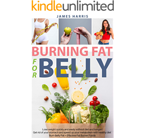 burn fat without diet