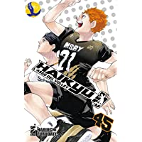 Haikyu!! Con mini-shikishi (Vol. 45): con mini shikishi in omaggio per prima tiratura
