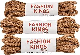 FASHION KINGS Camel Trekking Shoe Cotton Lace