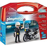 Play Mobil - 5648 - Valisette Police