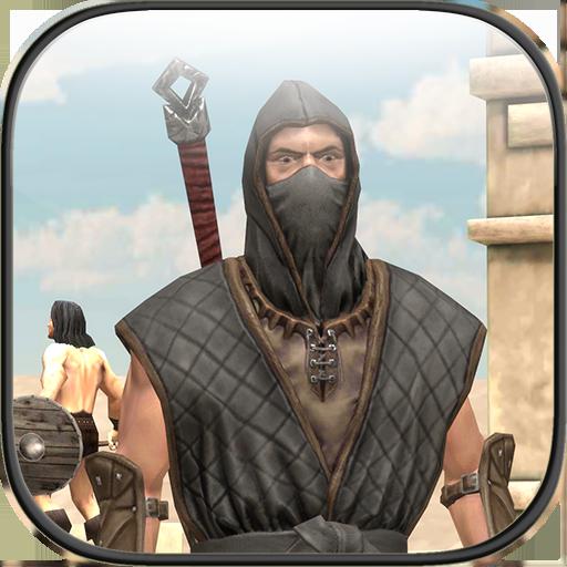 Ninja Samurai Assasin Hero -