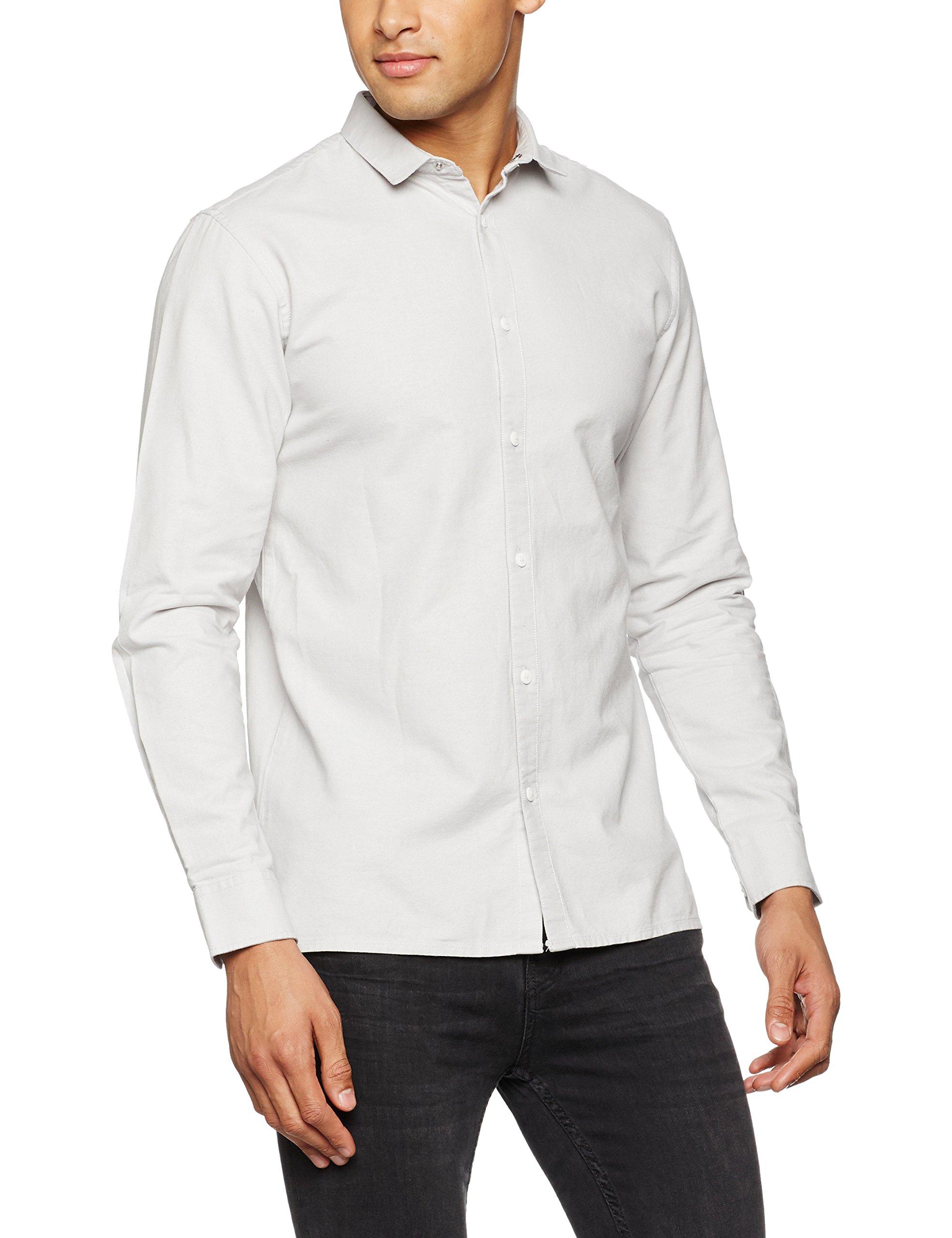 Jack & Jones Jcoweel Shirt L/S Noos Camisa Uomo