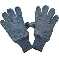 Unieco Men & Women Cozy Knitted Woolen Winter Gloves - Unisex Thermal Gloves - Comfy and Warm - Free Size