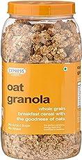 Express Foods Oat Granola Breakfast Cereal, 1kg