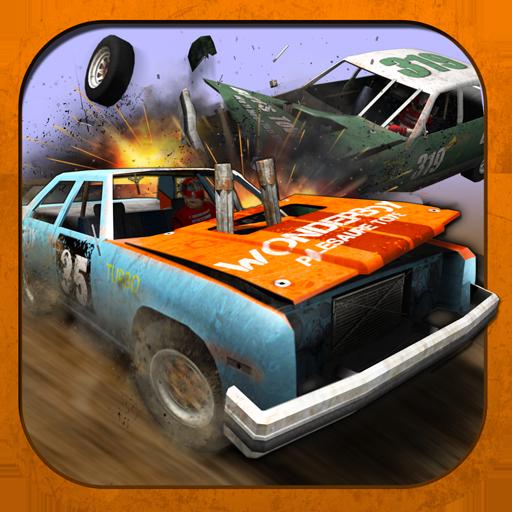 Demolition Derby: Crash Racing (Nascar-spiele Kostenlos)